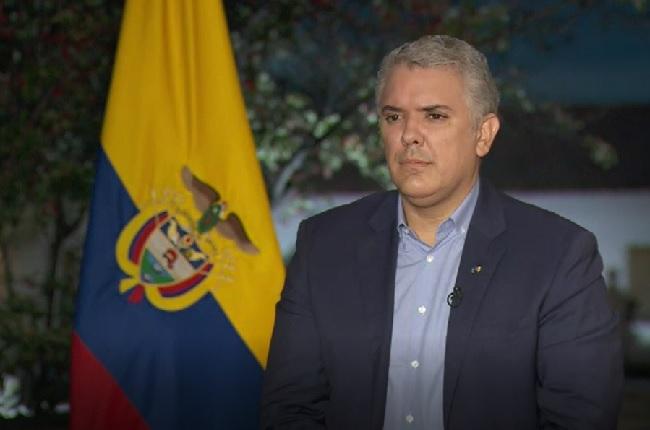 Paro nacional: entrevista al presidente Iván Duque sobre la crisis en  Colombia