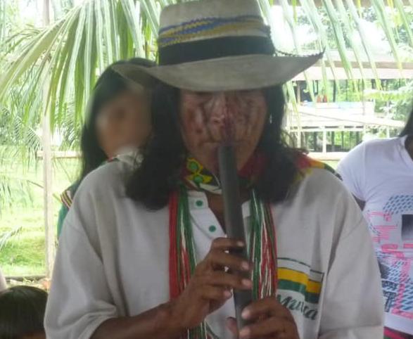 asesinan a líder indígena en Antioquia