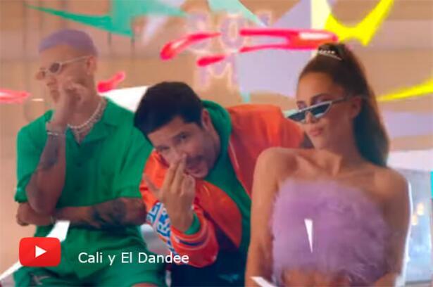 Foto: canal de Youtube Cali y El Dandee