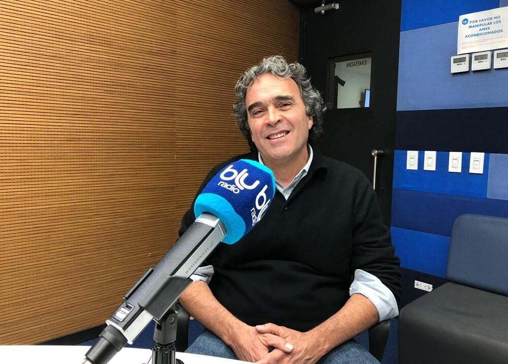 322244_BLU Radio, Sergio Fajardo / Foto: BLU Radio