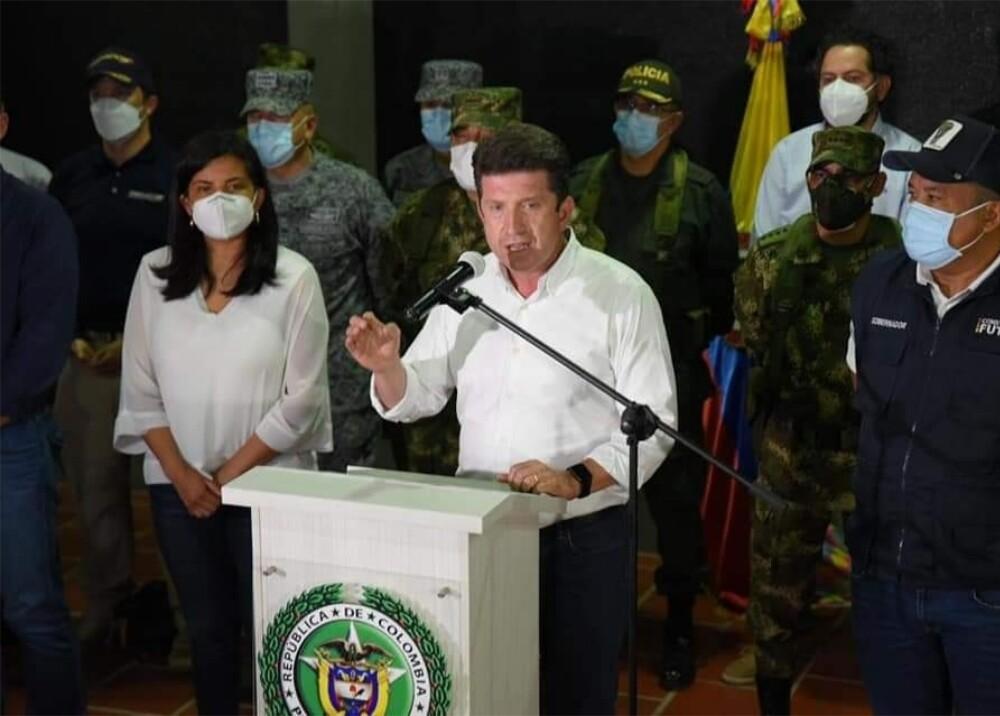 Ministro de Defensa Foto Gobernación de Arauca.jpg