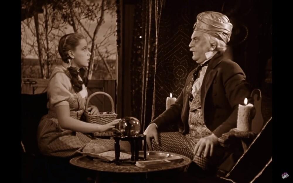 Película 'Mago de Oz' de 1939