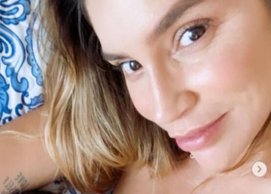 Valentina Lizcano y la tierna foto de su hija Alma para mostrar que es simplemente perfecta