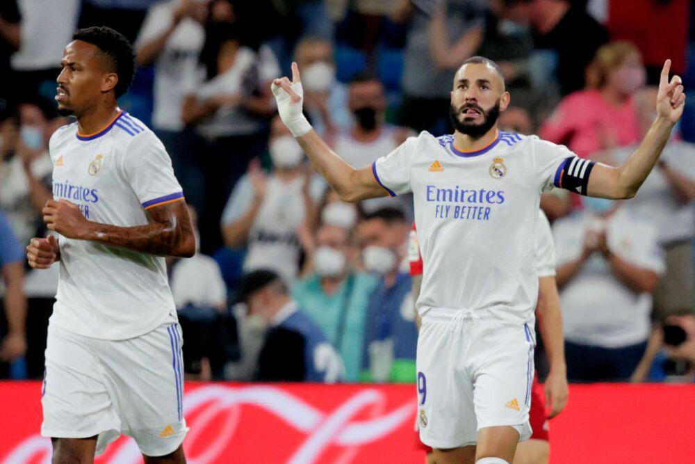 Benzema - Real Madrid