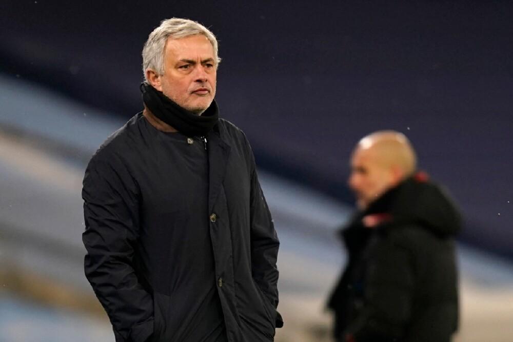 Jose Mourinho Tottenham 130221 AFP E.jpg