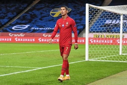 Cristiano Ronaldo Portugal vs Suecia