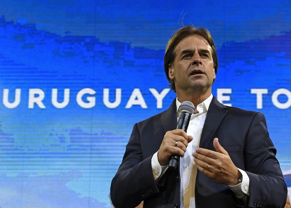 349560_Luis Lacalle Pou, presidente electo de Uruguay // Foto: AFP