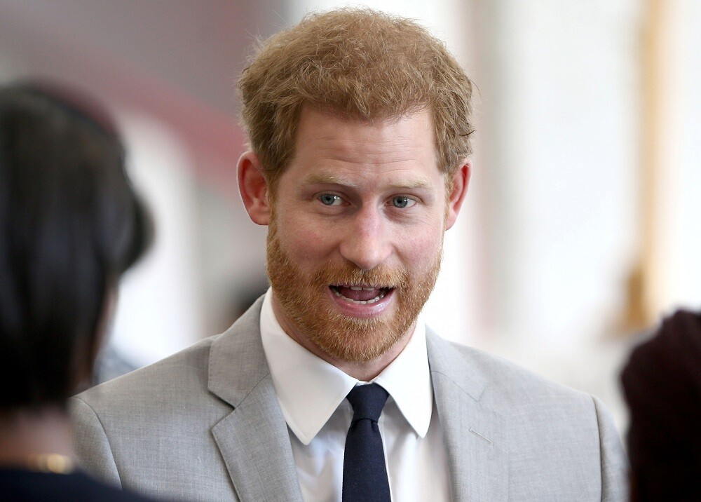 306510_BLU Radio. Principe Harry / Foto: AFP.
