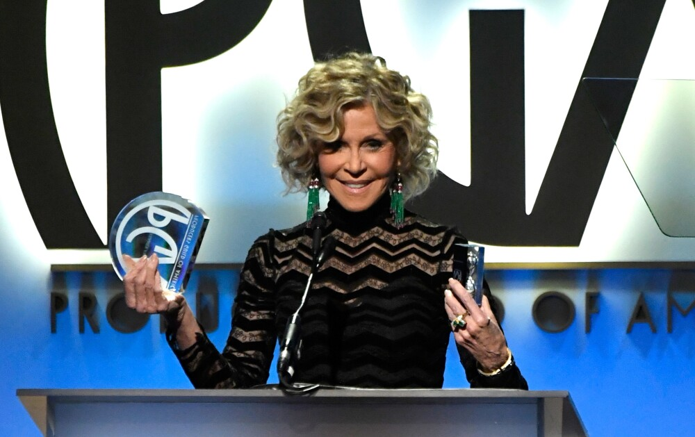 Globos de Oro: Jane Fonda