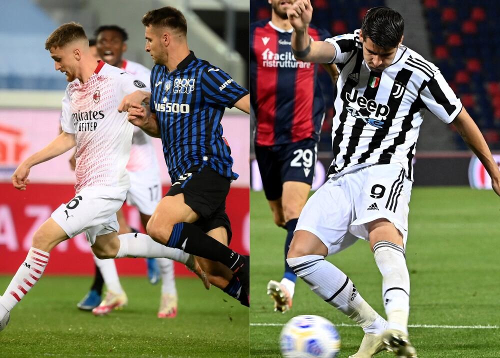 Milán Atalanta y Juventus clasificados a la Champions League Foto AFP.jpg