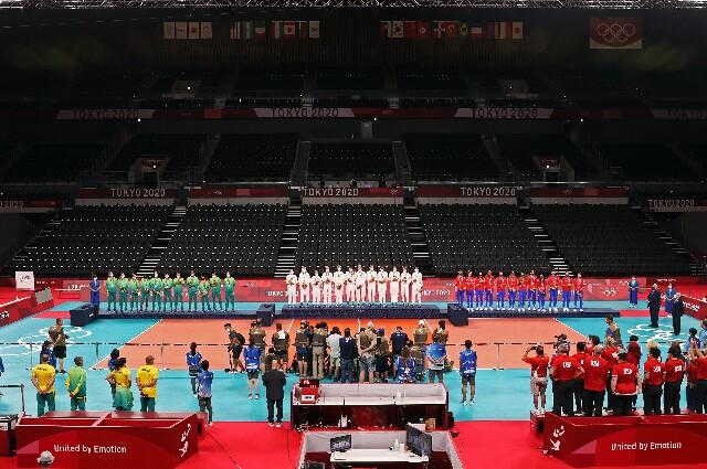 Voleibol femenino en los Juegos Olímpicos de Tokio 2020