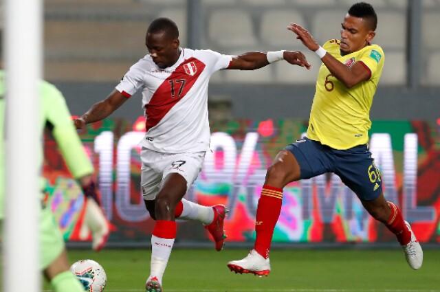 Laterales izquierdos en la Selección Colombia