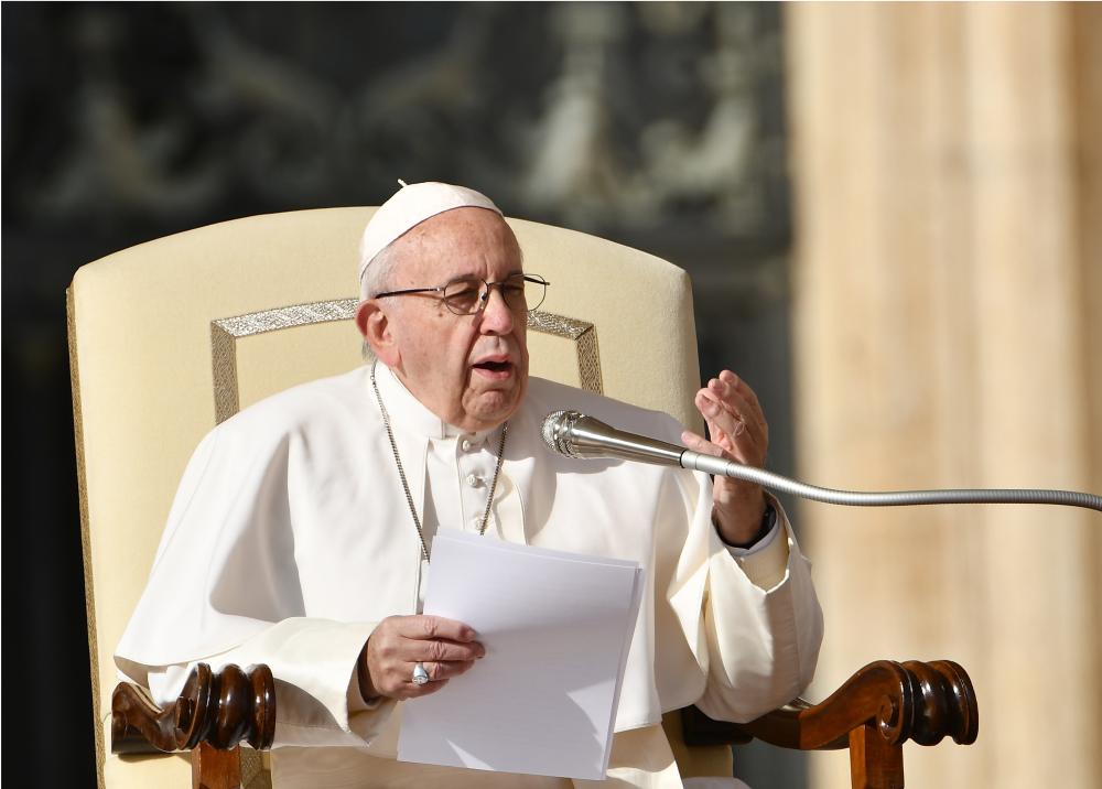 319860_Blu Radio // Papa Francisco // Foto: AFP