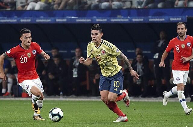 338760_Acción de juego de la Selección Colombia