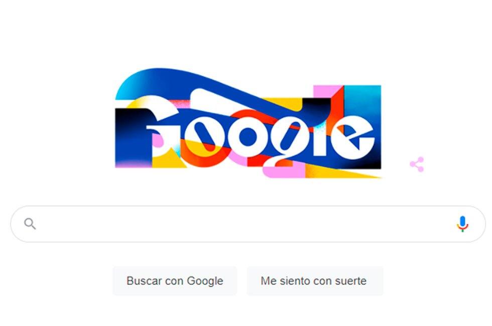 Google letra Ñ