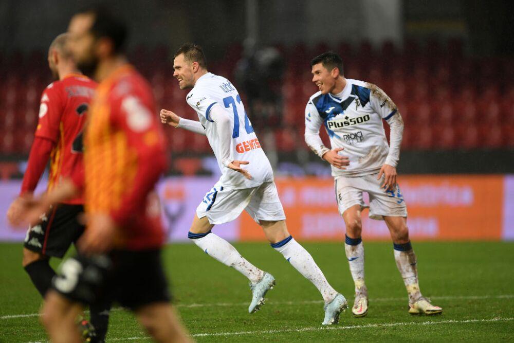 Josip IliciBenevento Calcio v Atalanta BC