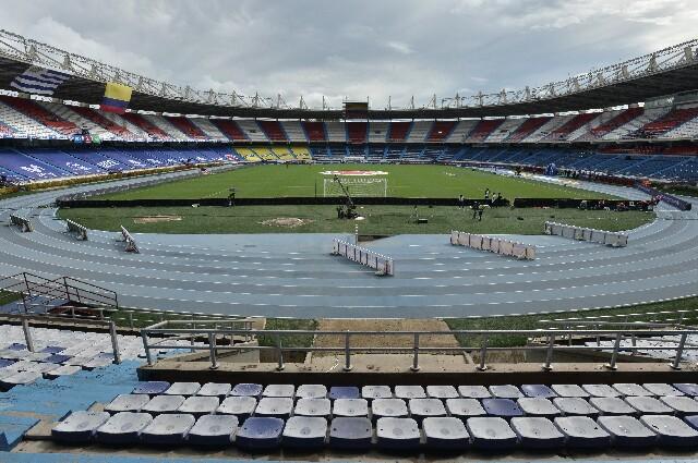 Estadio Metropolitano para Colombia vs. Argentina