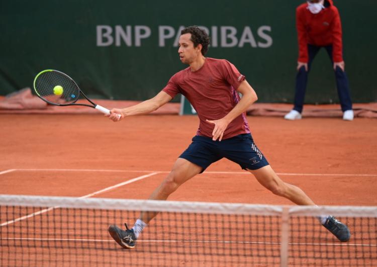 Daniel Galán jugará el cuadro principal de Roland Garros.