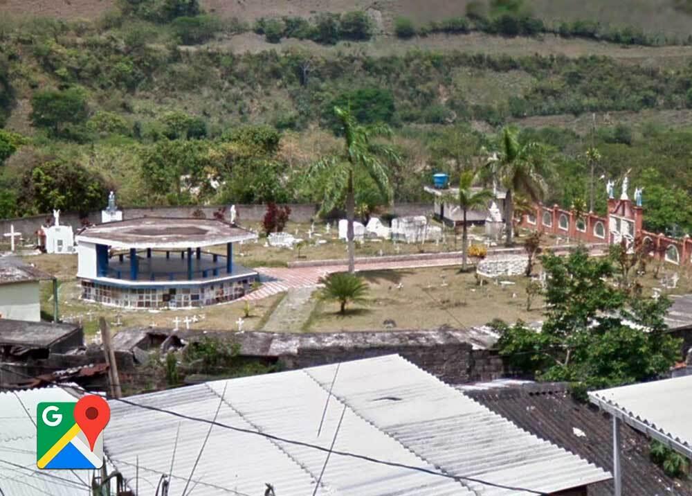 350990_Cementerio Dabeiba, Antioquia / Foto: Google Maps