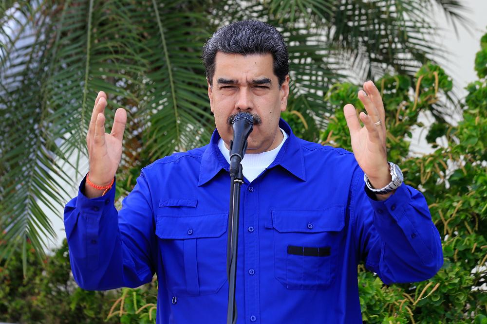 344614_BLU Radio. Duque presentó documentos y fotos falsas / Foto: AFP