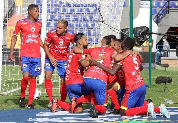 Deportivo Pasto 2 - Jaguares 0