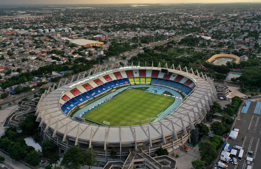Barranquilla será sede de los Juegos Panamericanos 2027.