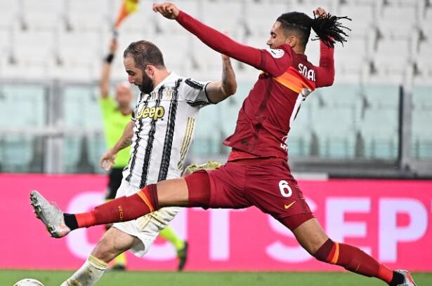 Reviva El Minuto A Minuto De Juventus 1 3 Roma Por La Serie A 2019 20