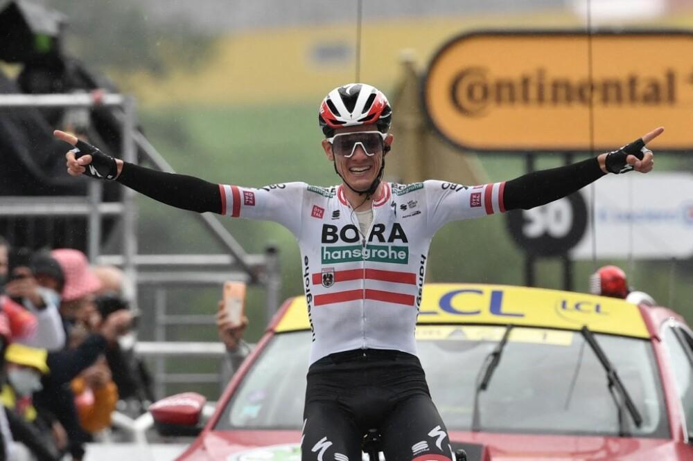Patrick Konrand se alza con la etapa 16 del Tout de Francia