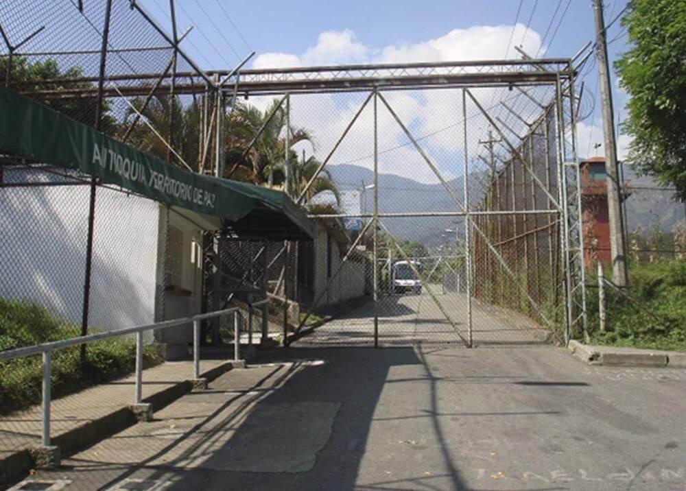 371647_Cárcel La Paz. Foto: Cortesía