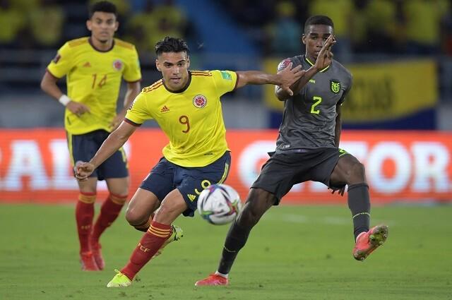 Empate entre la selecciones de Colombia y Ecuador en Barranquilla