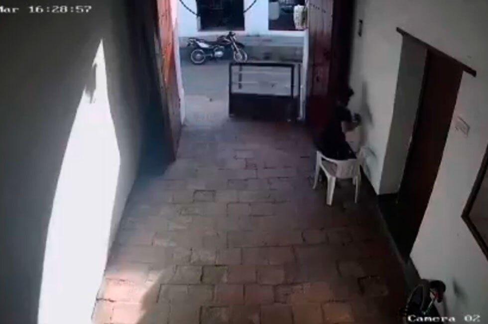 ¿Fantasma en Mompox?