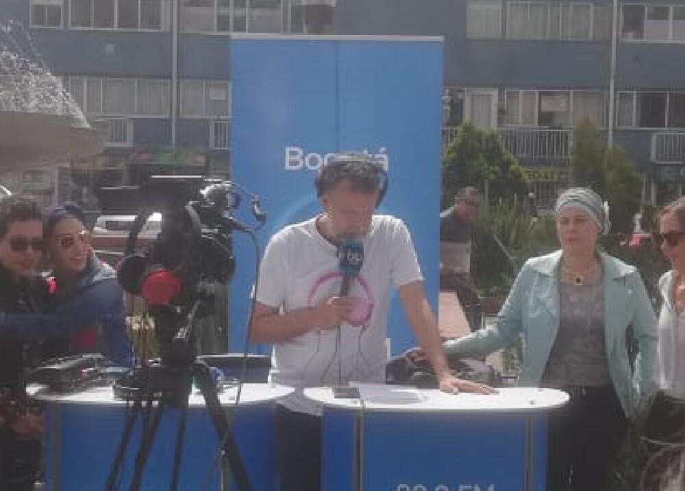 346210_Linero al Barrio en Pablo XI // Foto:BLU Radio