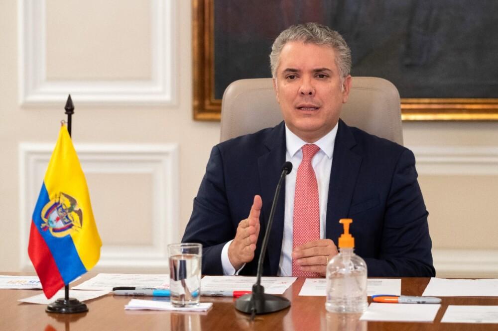 371353_Iván Duque // Foto: Presidencia