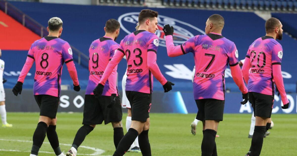 """""""Excitados"""": así están todos en PSG ante el juego de Champions League frente a Barcelona"""