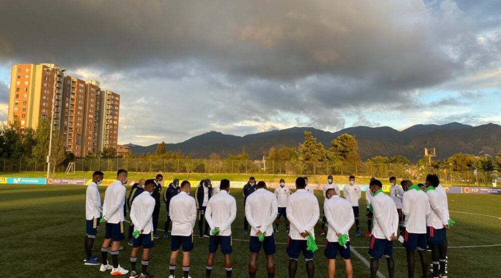 Selección Colombia Sub - 20