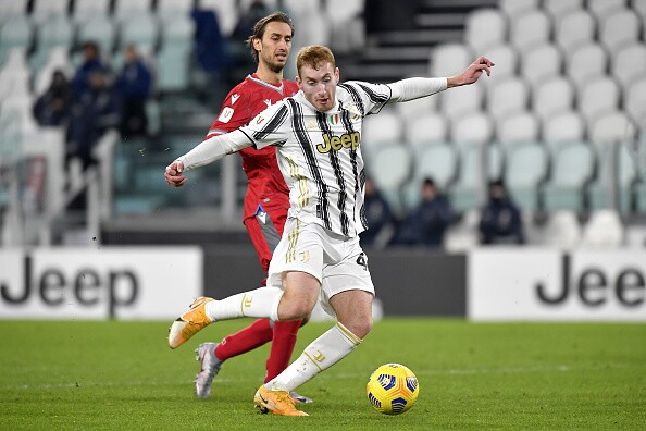 Dejan Kulusevski, jugador de Juventus