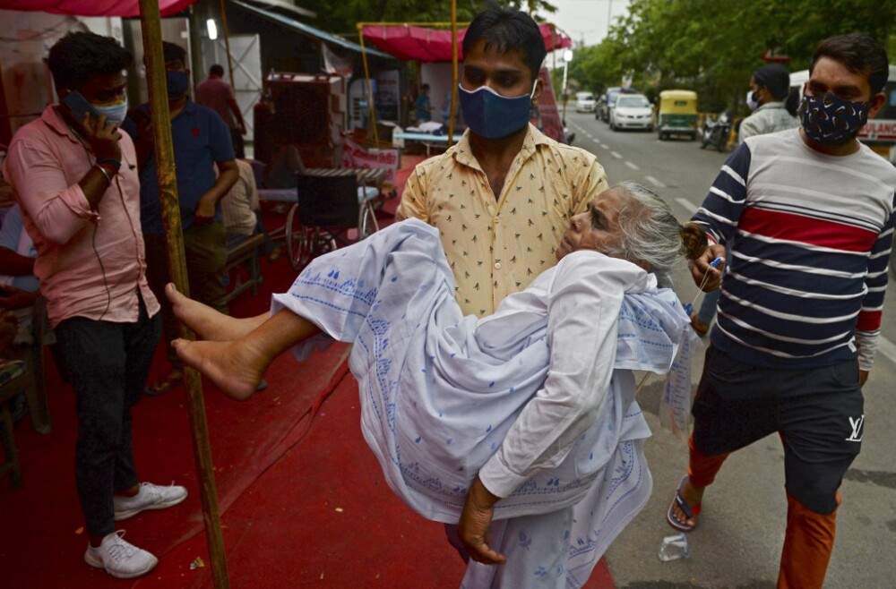 INDIA-HEALTH-VIRUS