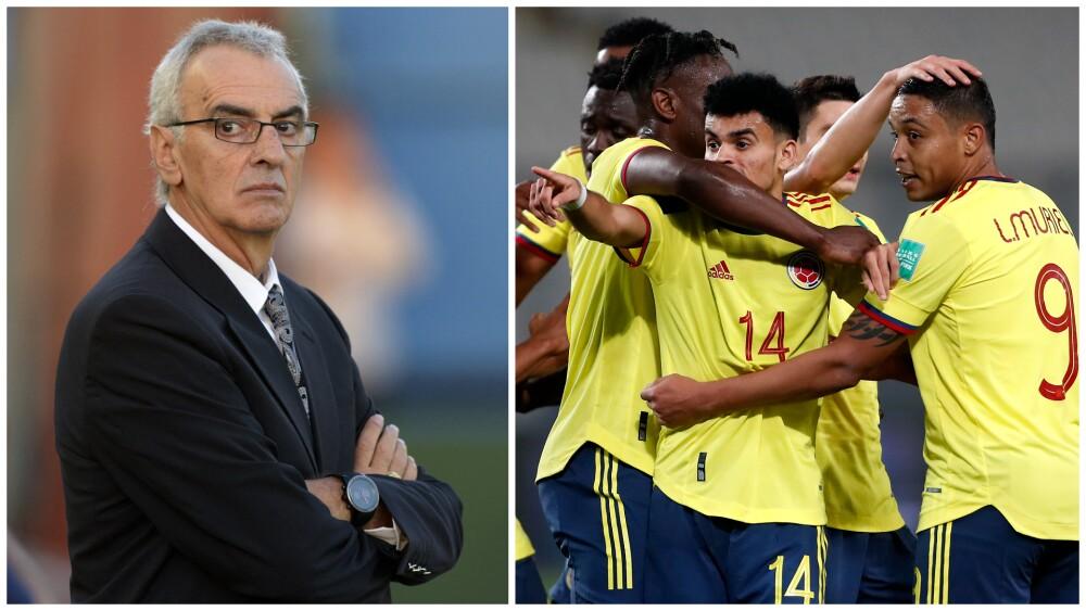 Jorge Fossati sobre Colombia contra Uruguay