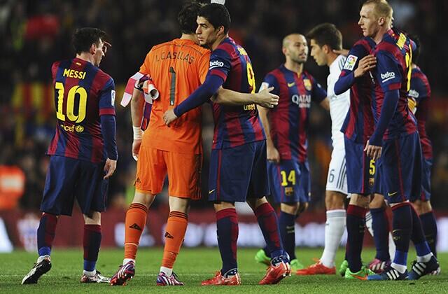 334253_Iker Casillas en un Clásico
