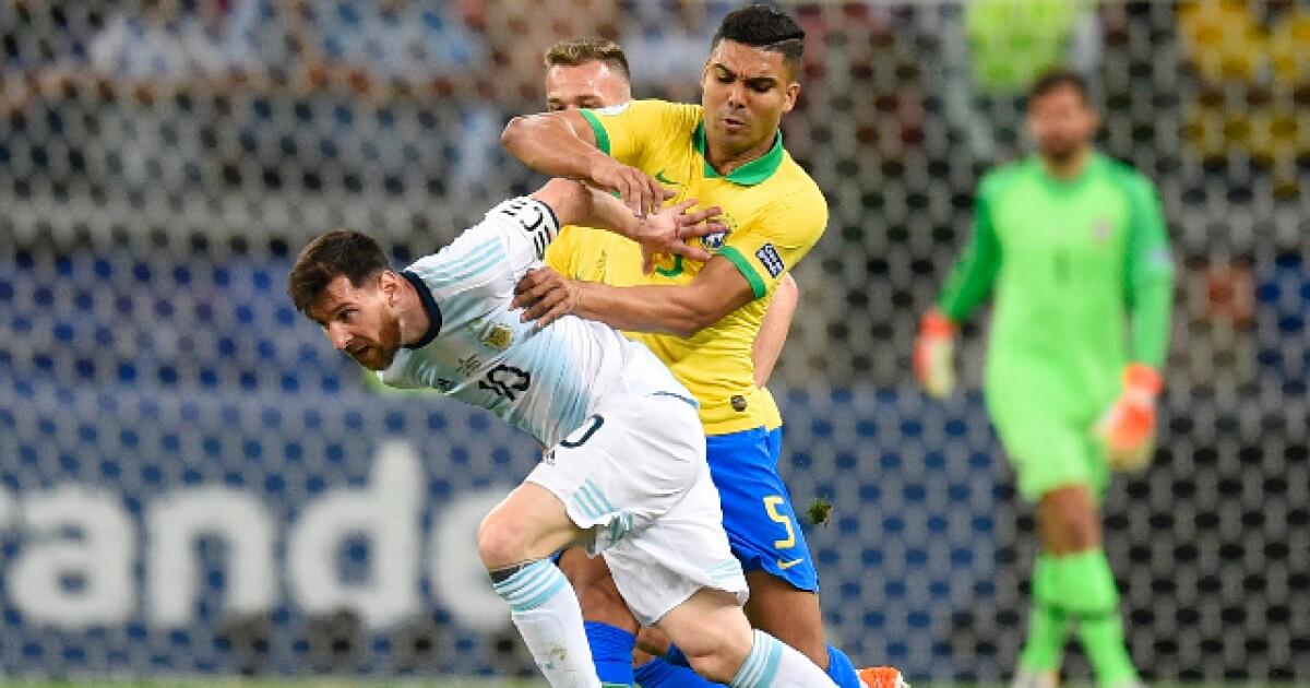 Brasil vs. Argentina, EN VIVO hoy en Gol Caracol y www.golcaracol.com