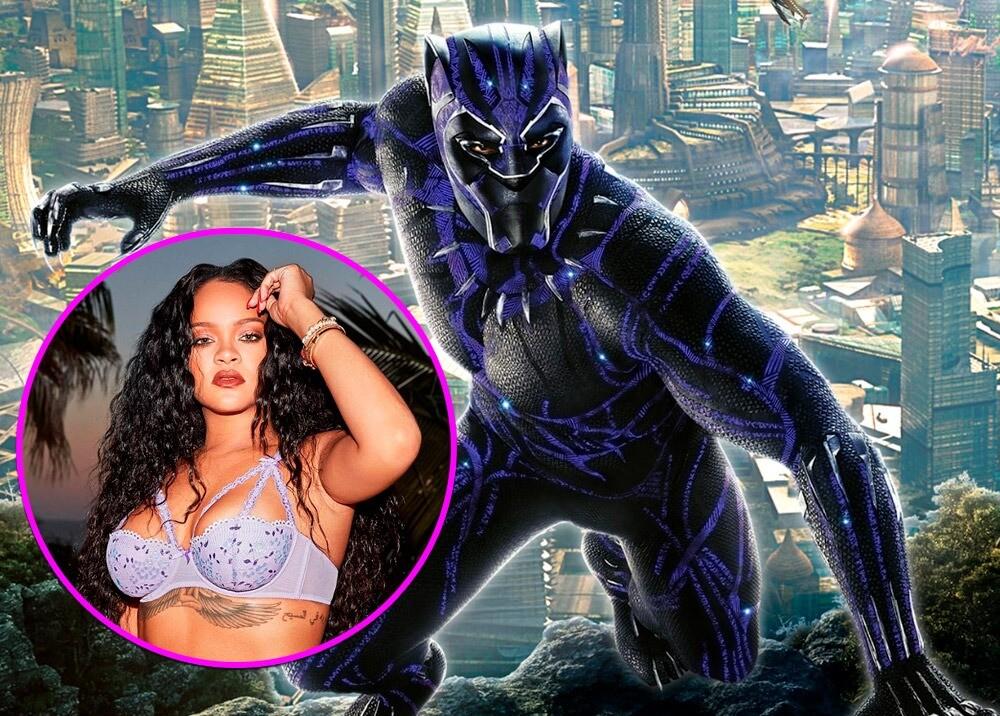 Rihanna en Black Panther