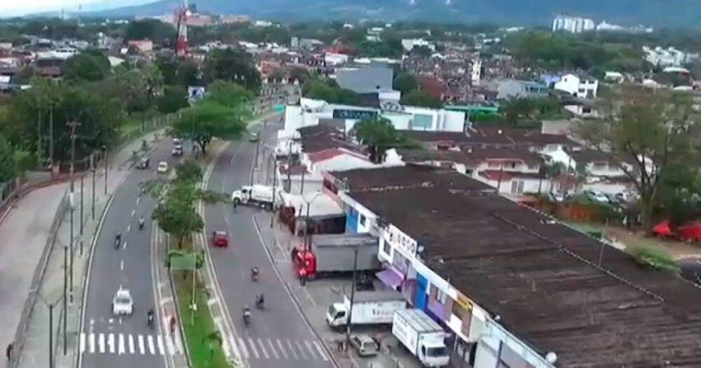 Toque de queda en Villavicencio foto nota enero 7 2021