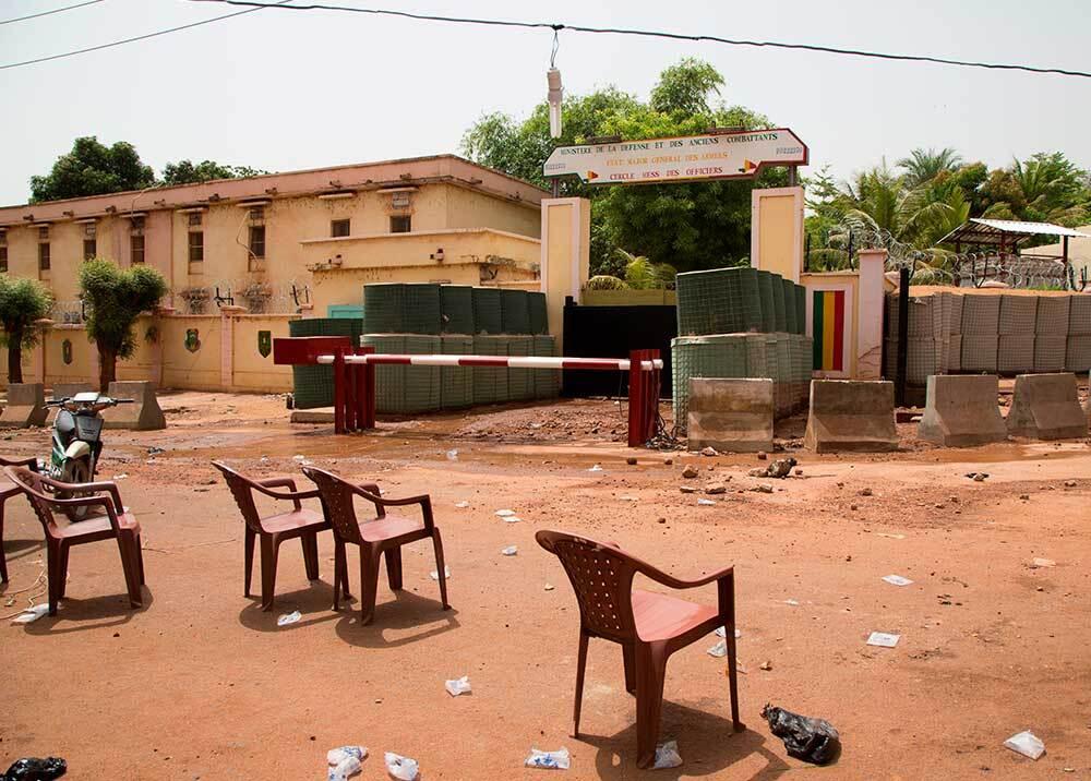 335932_Blu Radio // Masacre en Malí // Foto: AFP