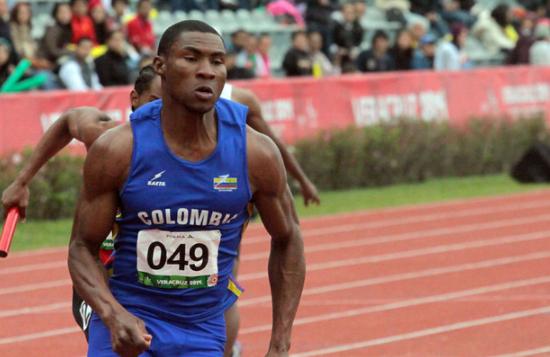 Carlos Lemos representará a Colombia en los Juegos Olímpicos de Tokio 2020.