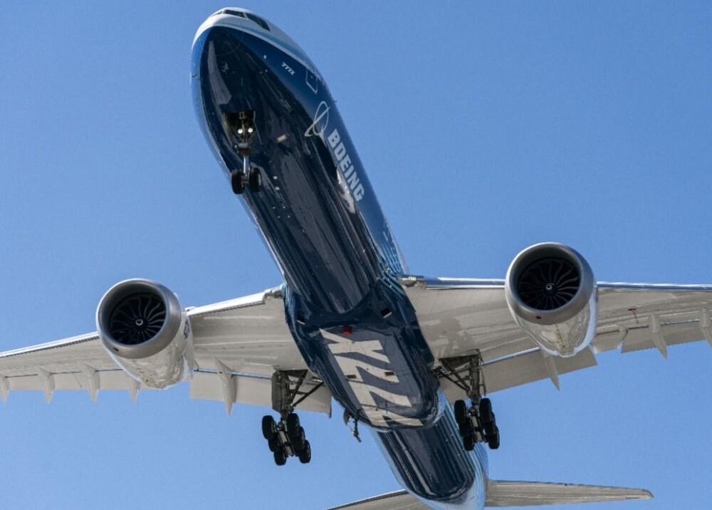 377129_Avión Boeing / AFP