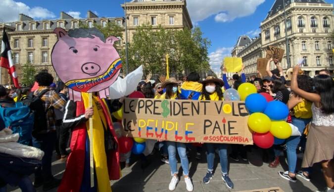 protestas en francia  apoyo a colombia .jpg
