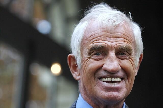 Murió el actor francés Jean-Paul Belmondo