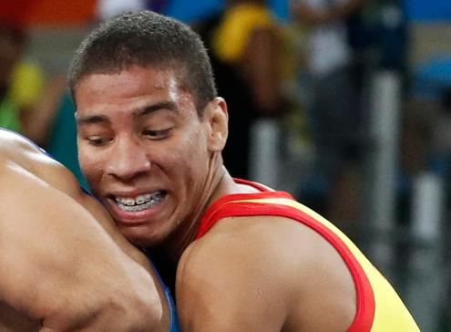Carlos Izquierdo representará a Colombia en los Juegos Olímpicos de Tokio 2020.