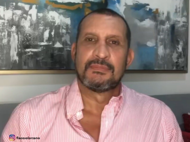 Flaco Solórzano controversia por precios que le cobraron en Santa Marta