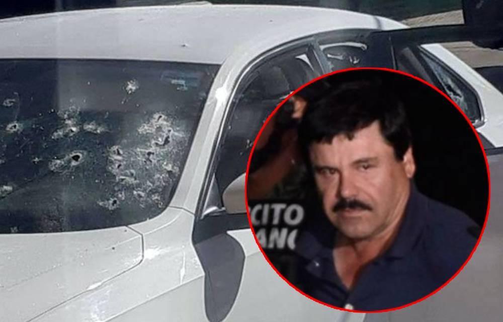Asesinato de 'el Nacho', socio de 'el Chapo' Guzmán